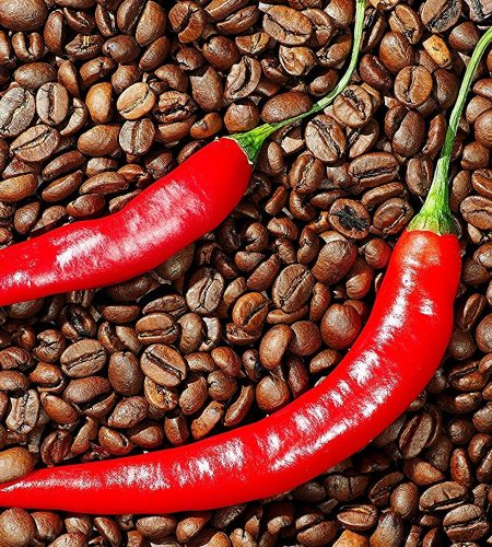 Chilli & Coffee Beans